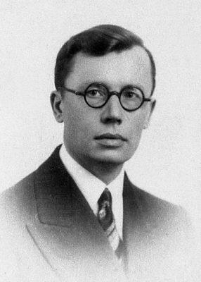 August Torma. Foto: välisministeeriumi arhiiv