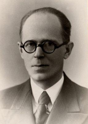 Johan Leppik. Foto: välisministeeriumi arhiiv