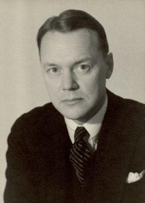 Oskar Öpik. Foto: välisministeeriumi arhiiv