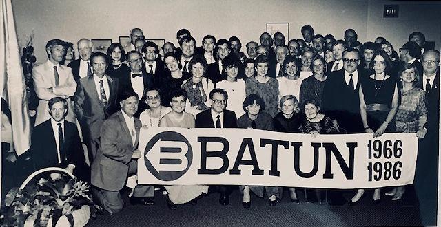 Batuni 20. aastapäeva tähistamine USAs. Foto: draugas.org