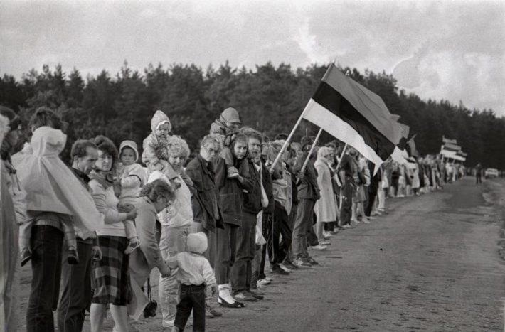 Balti kett. Foto: Harald Leppikson, Rahvusarhiiv